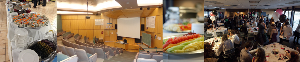 conferences and venues at VIU