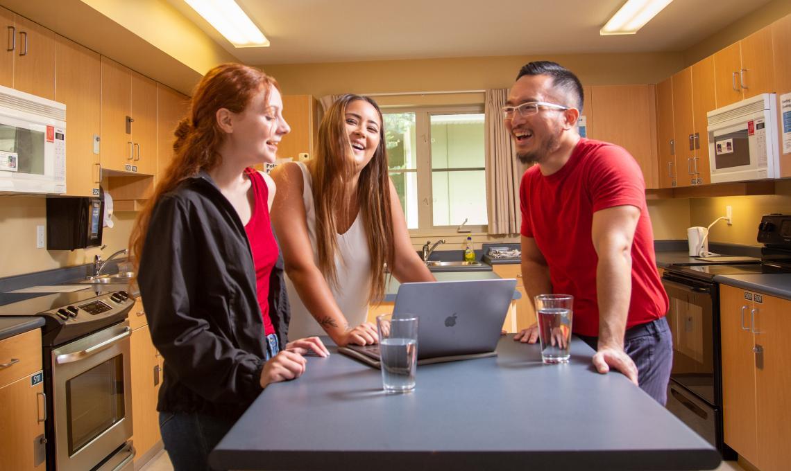 VIU Student Residences